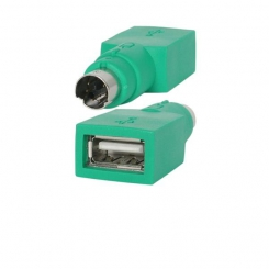 تبدیل USB ماده به PS/2 نر