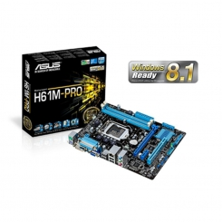 ASUS H61M-Pro Motherboard