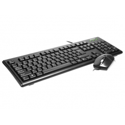 Keyboard and Mouse KRS-8372 A4tech