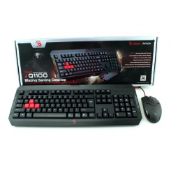 A4tech Bloody Q1100 keyboard and mouse