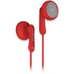 Creative EP-220 Earphone red