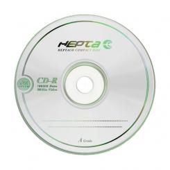 پک 50 عدد CD HEPTA - شرینگ