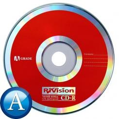 پک 50 عدد CD RiVision - شرینگ