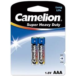 باتری نیم قلمی آبی (بسته بندی کارتنی) کملیون