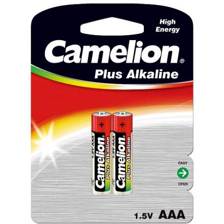 باتری نیم قلمی آلکالاین کملیون Camelion