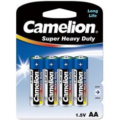 باتری قلمی آبی 6 عددی کملیون