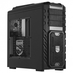 Case Gaming Green X3+ VIPER v2