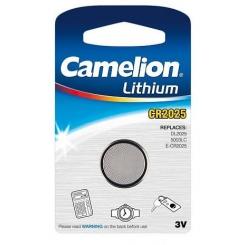 باتری سکه ای CR2025 لیتیوم کملیون