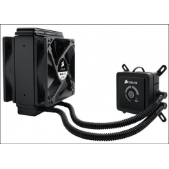 Corsair Hydro H80 High Performance Liquid CPU Cooler