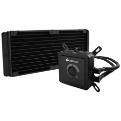 Corsair Hydro Series H100 Extreme Performance Liquid CPU Cooler