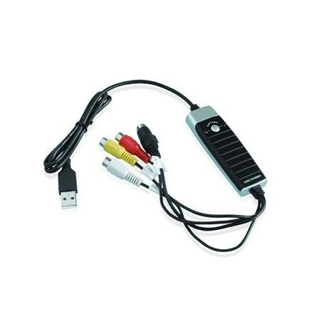 کارت کپچر فرانت USB 2.0 به Audio/Video و S-Video سازگار با ویندوز 10