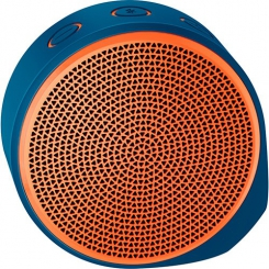 Logitech X100 Mobile mini blauetooth Speaker orang