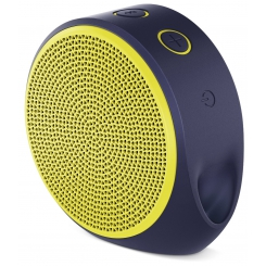 Logitech X100 Mobile mini bluetooth Speaker Yellow