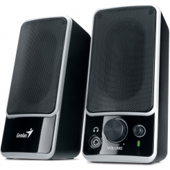 Genius SP-M120 Multimedia Stereo Speakers