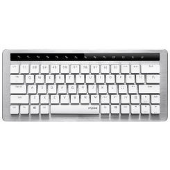 Keyboard Rapoo KX Gaming Wireless White