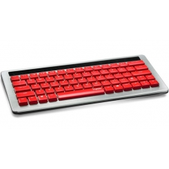 Keyboard Rapoo KX Gaming Wireless red