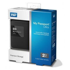 My Passport Ultra Premium - 1TB