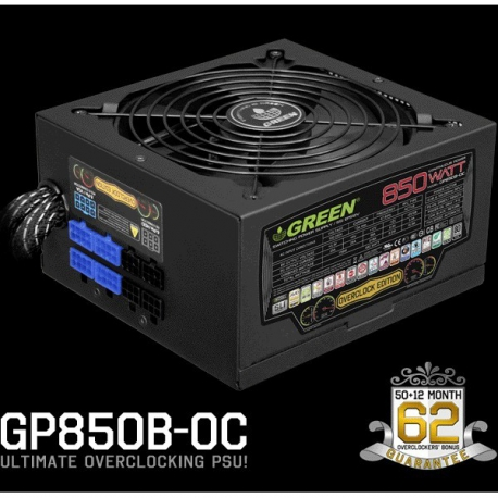 Power GP850B-OC Green