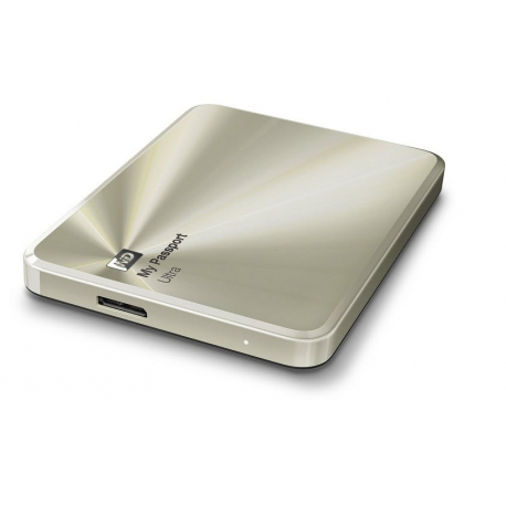 Western Digital My Passport Ultra Metal Edition Champagne - 1TB