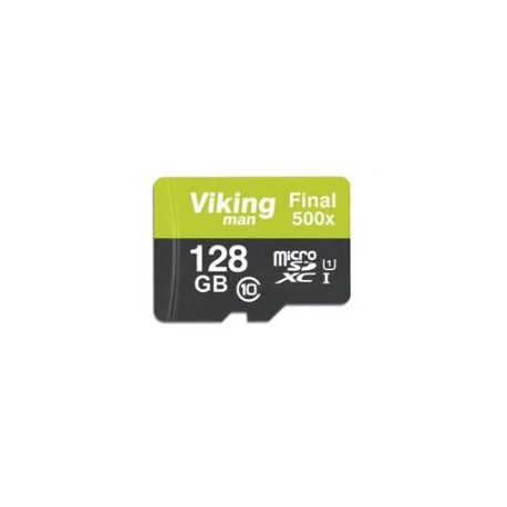 VikingMAN MicroSDHC Class 10 8GB - 80MB 500X