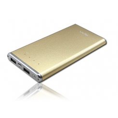 Power Bank TSCO TP-852 12000mAh Gold