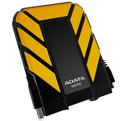 External Hard Drive HD710 - 1TB Yellow