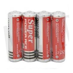 باتری قلمی 4 عددی شیرینگ مکسل R6P(AR)4P