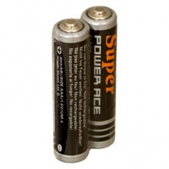 باتری نیم قلمی 2 عددی مکسل مدل R03(AB)2P شرینک