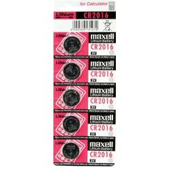 باتری سکه ای 2016 مکسل (5 عددی)