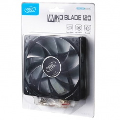 DeepCool Fan WIND BLADE 120