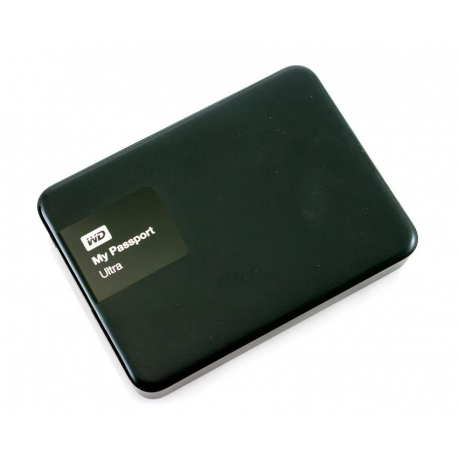 My Passport Ultra Premium Portable Storage - 3TB