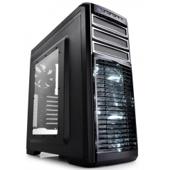 Case DEEPCOOL KENDOMEN Black ATX Mid Tower Computer