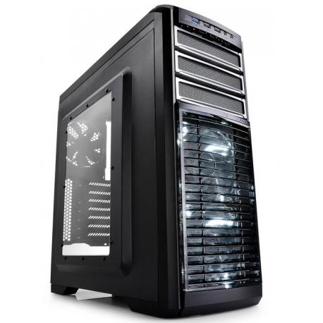 Case DEEPCOOL KENDOMEN Black ATX Mid Tower Computer