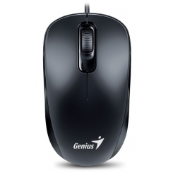 Genius DX-110 Stream Optical Mouse - Black