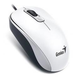 Genius DX-110 Stream Optical Mouse - White