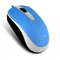 Genius DX-120 USB Optical Mouse - Blue
