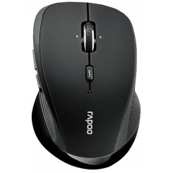 Rapoo 3900P 5G Wireless Mouse - Black