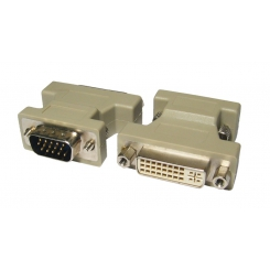 تبدیل VGA به DVI ماده