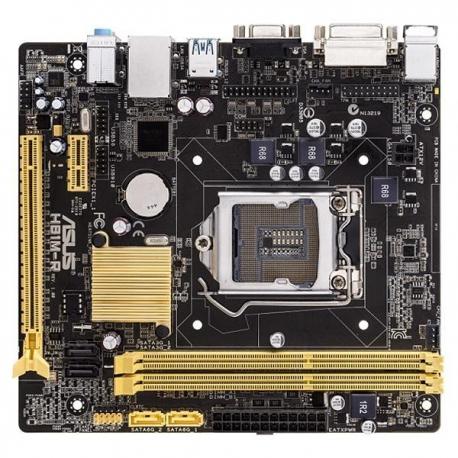 ASUS H81M-R LGA 1150 Motherboard