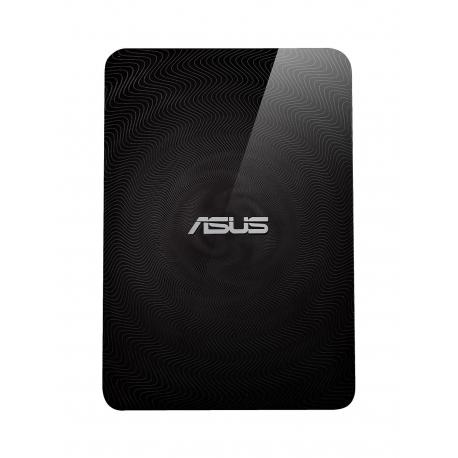 ASUS Duo Black 1TB USB 3.0 w/ SD Card Reader Wireless Hard Drive