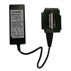 مبدل USB به IDE/SATA