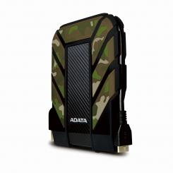 هارد اکسترنال HD710 ای دیتا Camouflage ضد ضربه External Hard Drive HD710 - 1TB Camouflage