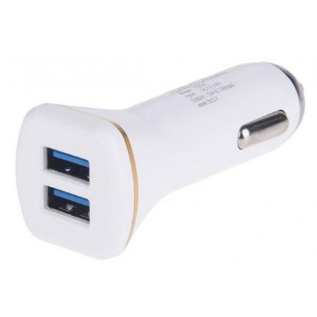شارژر فندکی آیفون TCG 8 تسکو TSCO TCG 8 Car Charger Lightning Cable For Iphone