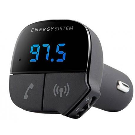 شارژر فندکی / فرستنده بلوتوث انرژی سیستم Energy System Energy Car Bluetooth Transmitter In Car Accessories