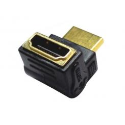 برل HDMI با زاویه 90 درجه (افزایش) فرانت