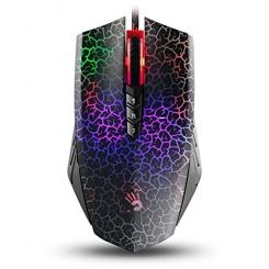 ماوس گیمینگ A70 بلودی لیزری ای فورتک Gaming Mouse Bloody A70 4000 CPI X Glide