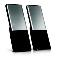اسپیکر 2 تیکه TS 2072 دسکتاپی تسکو TSCO TS 2072 2.0 Desktop Speaker