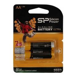 باتری قلمی 2 عددی کارتنی آلکالاین سیلیکون پاور