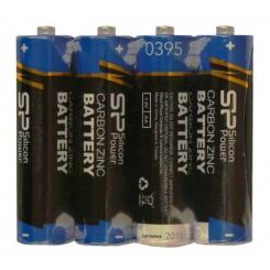 باتری قلمی 4 عددی شرینگ سیلیکون پاور
