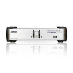 کی وی ام سوئیچ 2 پورت USB VGA مدل CS1742 آتن Aten